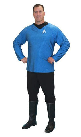 Star Trek (blue) in Theatrical Costumes from BuffaloBreath at Buffalo Breath Costumes