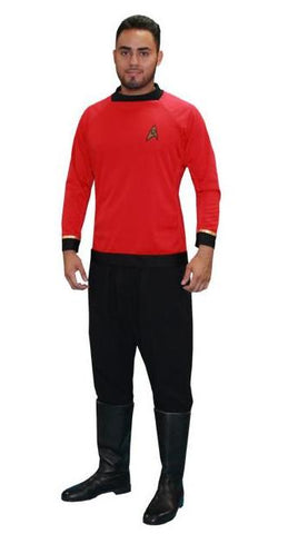 Star Trek Original (red) in Theatrical Costumes from BuffaloBreath at Buffalo Breath Costumes