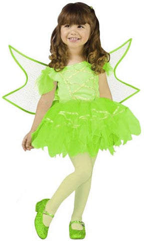 Ballerina Fairy in Packaged Costumes from FUNWORLD at Buffalo Breath Costumes