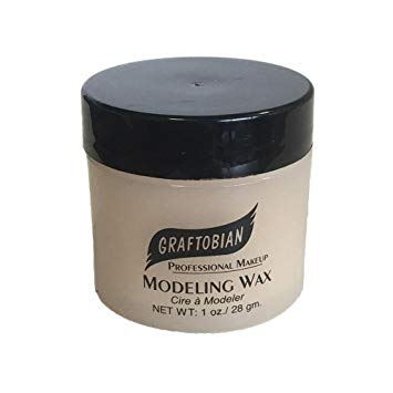 Modeling Wax 1 oz by Graftobian Professional Make-Up at Buffalo Breath Costumes