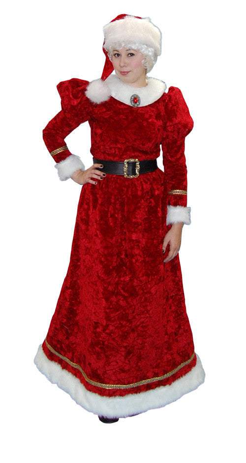 mrs claus buffalo breath costumes