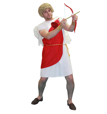 Cupid in Theatrical Costumes from BuffaloBreath at Buffalo Breath Costumes
