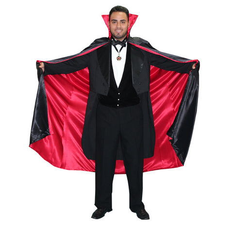 Formal Dracula Suit in Theatrical Costumes from BuffaloBreath at Buffalo Breath Costumes