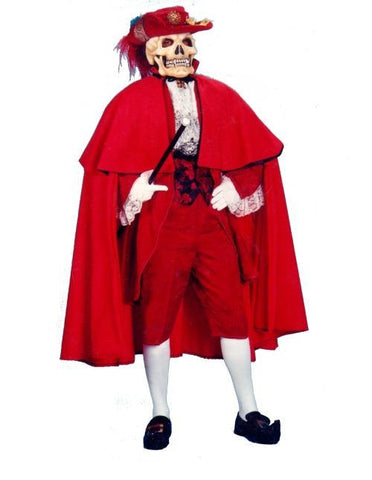 Phantom Of The Opera (Red) in Theatrical Costumes from BuffaloBreath at Buffalo Breath Costumes