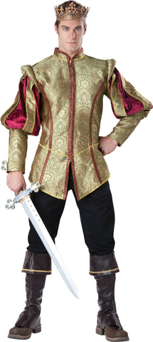 Renaissance Prince in Packaged Costumes from INCHARACTE at Buffalo Breath Costumes
