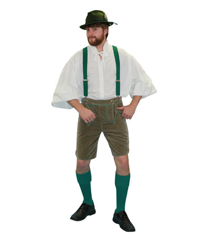Oktoberfest Male (Basic) in Theatrical Costumes from BuffaloBreath at Buffalo Breath Costumes