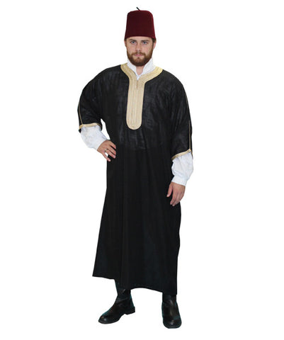 Moroccan Man #2 costume rental or purchase at Buffalo Breath Costumes in San Diego