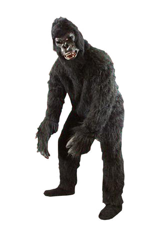 Traditional Gorilla in Theatrical Costumes from BuffaloBreath at Buffalo Breath Costumes
