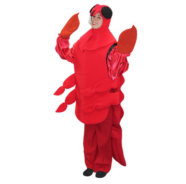 Lobster in Theatrical Costumes from BuffaloBreath at Buffalo Breath Costumes