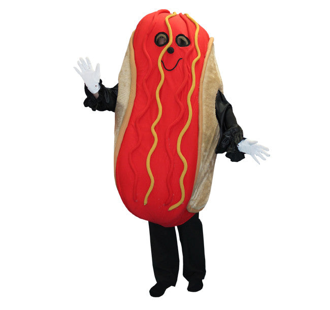 Hotdog in Theatrical Costumes from BuffaloBreath at Buffalo Breath Costumes