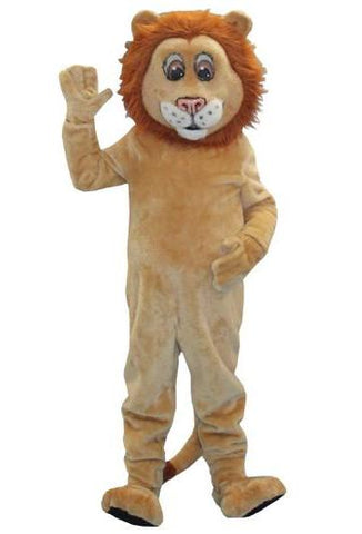 The Friendly Lion in Theatrical Costumes from BuffaloBreath at Buffalo Breath Costumes