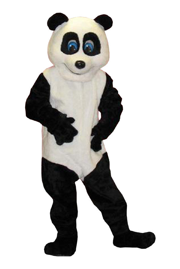 Panda Bear deluxe animal mascot costume rental or purchase at Buffalo Breath Costumes in San Diego  sc 1 st  Buffalo Breath Costumes & Panda Bear u2013 Buffalo Breath Costumes