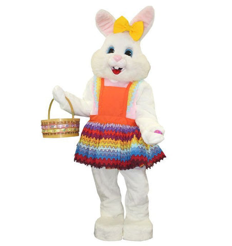 Bunny Deluxe Girl (White)