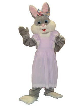 Bunny Deluxe Girl (Gray)