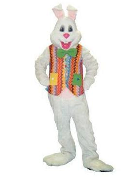 Lucky Bunny Male with Vest in Theatrical Costumes from BuffaloBreath at Buffalo Breath Costumes
