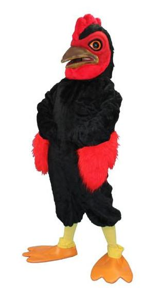 Rooster (black) in Theatrical Costumes from BuffaloBreath at Buffalo Breath Costumes