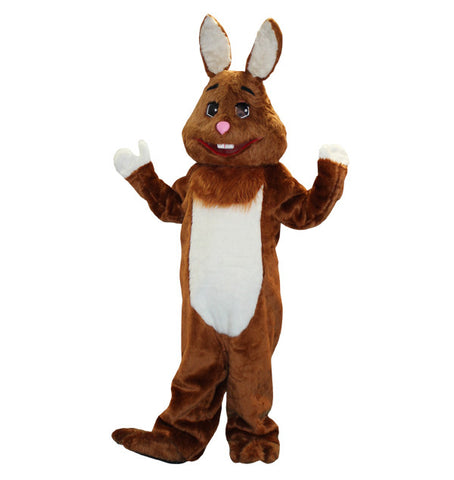 Brown Flopsy Bunny in Theatrical Costumes from BuffaloBreath at Buffalo Breath Costumes