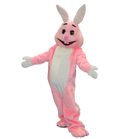 Pink Flopsy Bunny in Theatrical Costumes from BuffaloBreath at Buffalo Breath Costumes