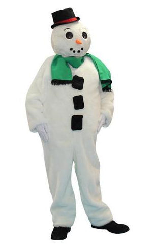 Snowman (deluxe) in Theatrical Costumes from BuffaloBreath at Buffalo Breath Costumes