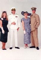 Military Admiral in Theatrical Costumes from BuffaloBreath at Buffalo Breath Costumes