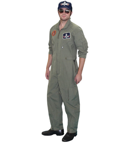 Top Gun in Theatrical Costumes from BuffaloBreath at Buffalo Breath Costumes