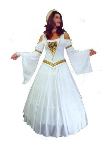 Guinevere costume rental at Buffalo Breath Costumes in San Diego