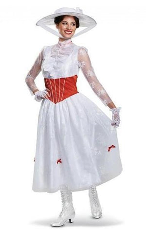 Mary Poppins deluxe Disney costume by Disguise at Buffalo Breath Costumes