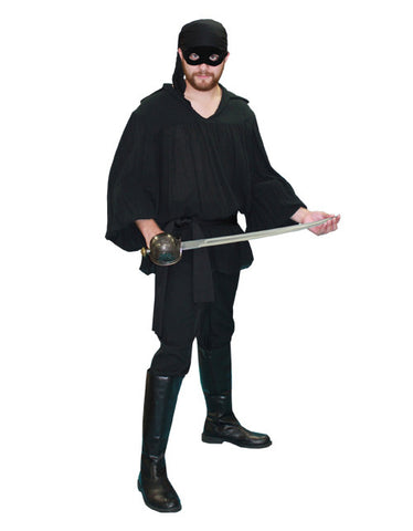 Dread Pirate Roberts in Theatrical Costumes from BuffaloBreath at Buffalo Breath Costumes