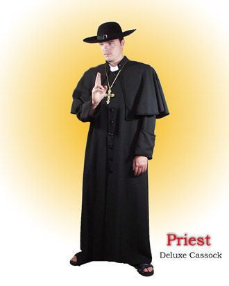 Missionary Priest in Theatrical Costumes from BuffaloBreath at Buffalo Breath Costumes