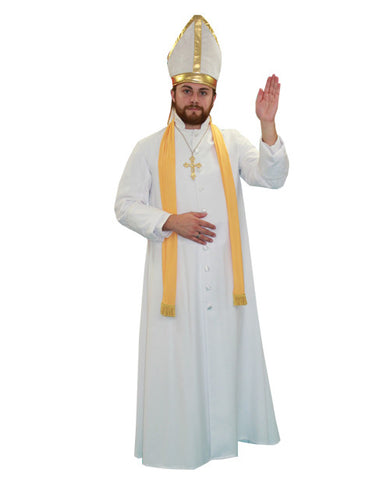 Pope in Theatrical Costumes from BuffaloBreath at Buffalo Breath Costumes