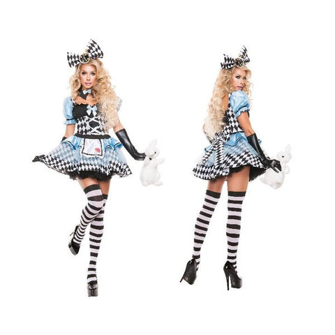 Glam Alice in Packaged Costumes from STARLINE at Buffalo Breath Costumes