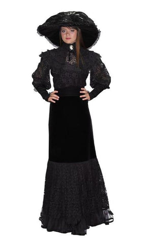 My Fair Lady (All Black) in Theatrical Costumes from BuffaloBreath at Buffalo Breath Costumes