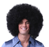 Afro Wig in Accessories from WESTBAY at Buffalo Breath Costumes - 1