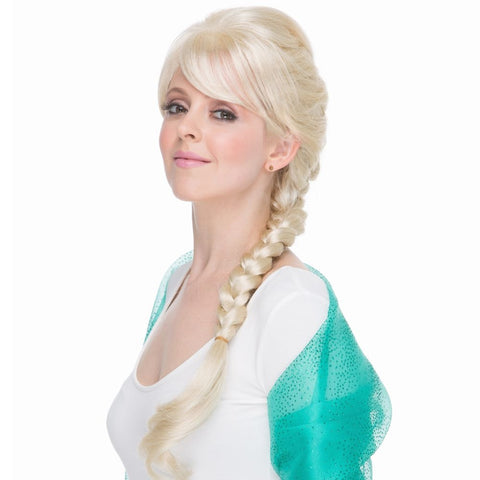 Lisa Blonde Ice Queen Wig