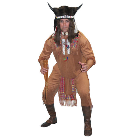 Medicine Man native american costume rental or purchase in Theatrical Costumes at Buffalo Breath Costumes in San Diego