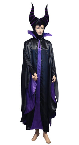 Wicked Fairy Godmother Maleficent deluxe costume rental or purchase at Buffalo Breath Costumes in San Diego