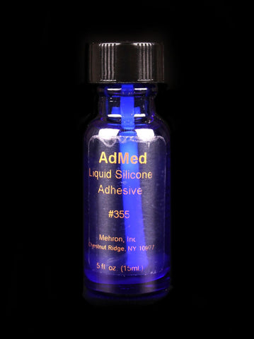 AdMed Liquid Silicone Adhesive by Mehron