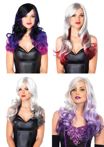 Allure Multicolored Wigs