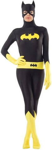 Batgirl costume at Buffalo Breath Costumes in San Diego