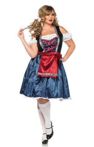 Beerfest Beauty oktoberfest costume by Leg Avenue 85598X