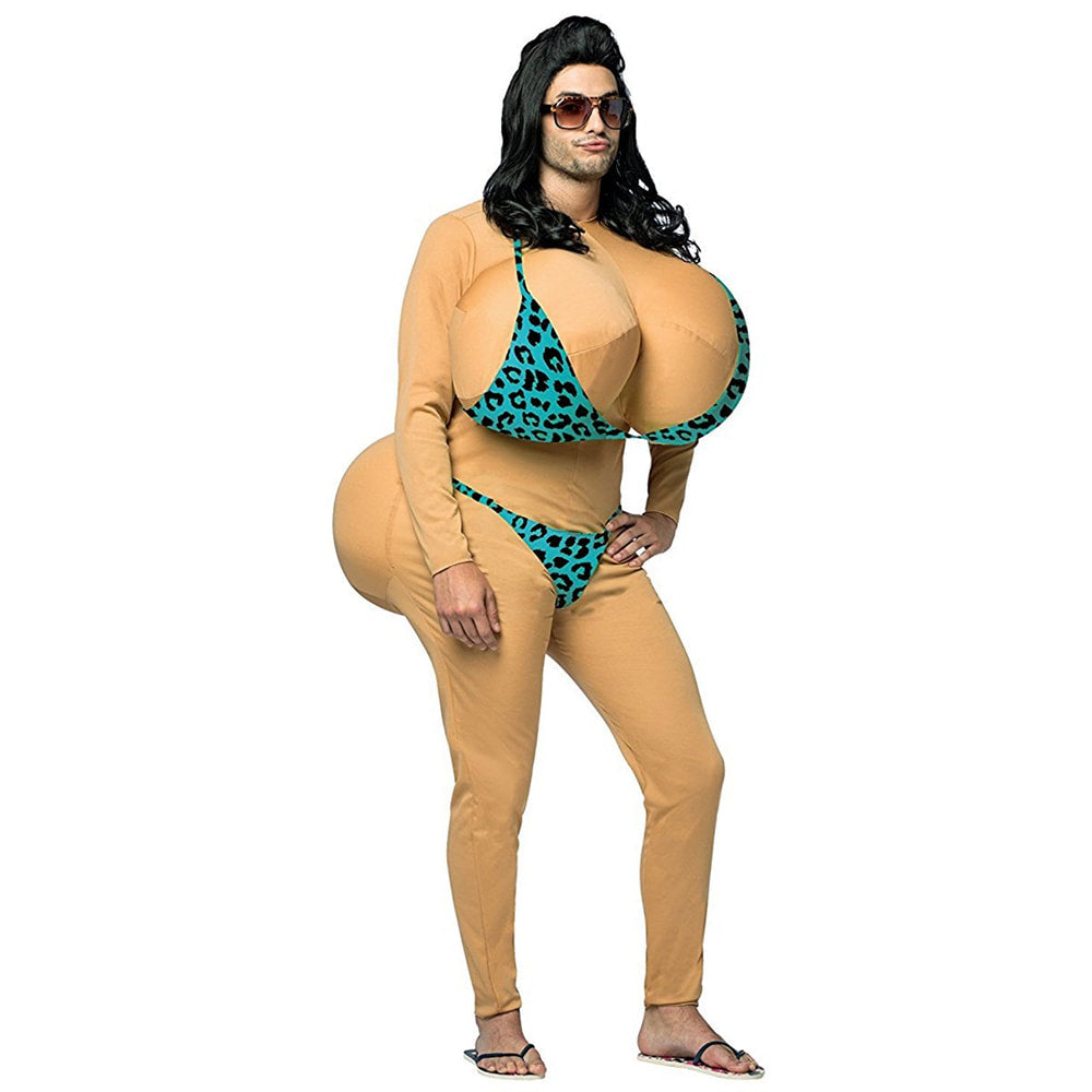 Big Bikini Babe costume by Rasta Imposta #1309 at Buffalo Breath Costumes in San Diego