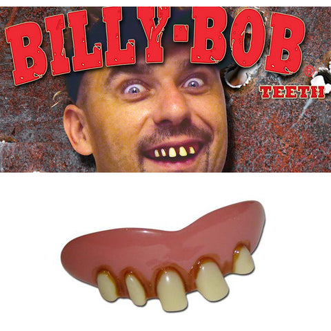 The O-riginal Billy-Bob Teeth at Buffalo Breath Costumes