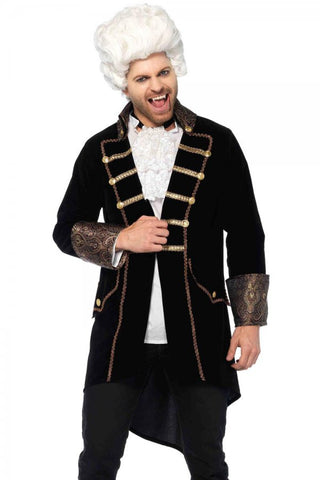 Deluxe Count Drac vampire costume by Leg Avenue 85626