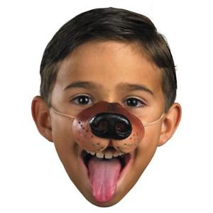 Dog Nose costume accessory by Disguise at Buffalo Breath Costumes