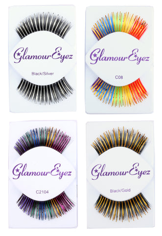 Glamour Eyez Eyelashes at Buffalo Breath Costumes in San Diego