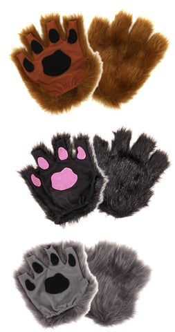 Fingerless Paws by Elope at Buffalo Breath Costumes