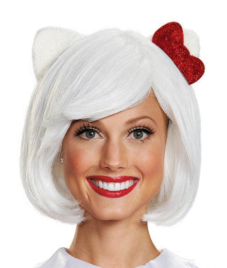 Hello Kitty Wig