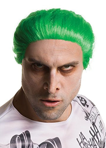 Suicide Squad Joker Wig by Rubie's at Buffalo Breath Costumes in San Diego