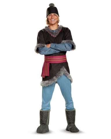 Disney's Frozen Kristoff costume by Disguise at Buffalo Breath Costumes