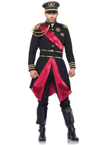 Military General costume by Leg Avenue 85278 at Buffalo Breath Costumes